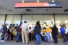 A Day of Action Against Wells Fargo Bank