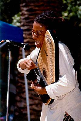 Singing for Mumia...