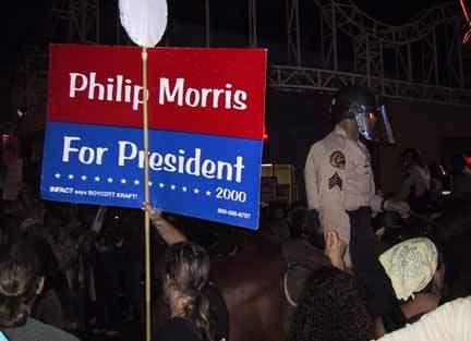 PHILIP MORRIS FOR PR...