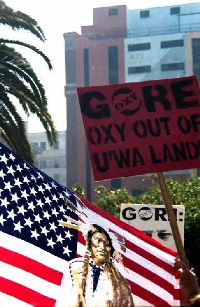 Oxy - Gore and U'wa...