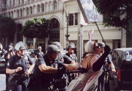 Police Using Unnessa...