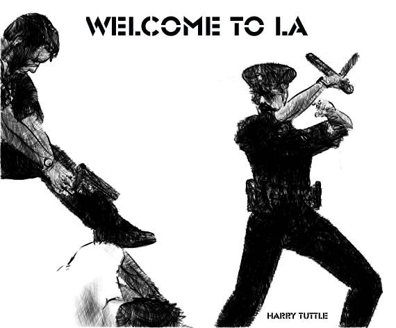 Welcome to LA...