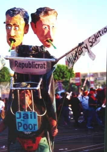 Republicrat Puppet...