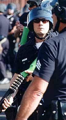 POLICEMAN WITH 12 GA...
