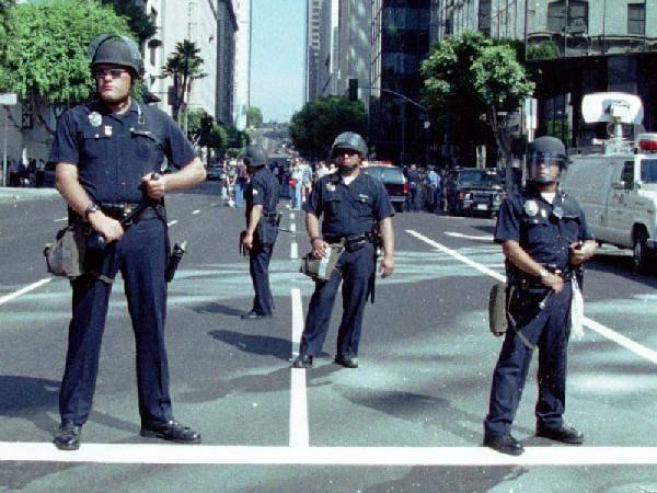 The Biggest Cop...