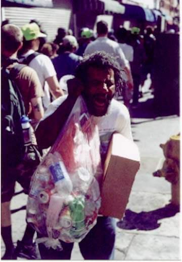 Homeless Man Lovin t...