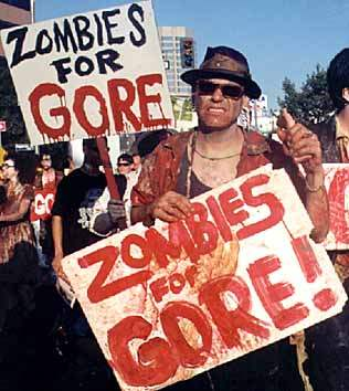ZOMBIES FOR GORE!...