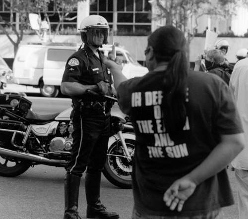 A Salute To LAPD...