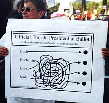NO TO VOTER FRAUD!...