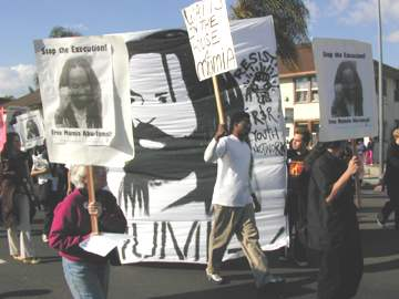 PIC. of Mumia's prot...