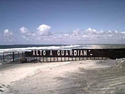 San Ysidro Beach Mem...