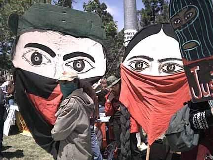 FTAA Demonstration a...