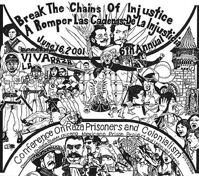 Break The Chains Of ...