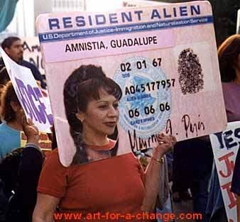 MAYDAY LA. -An Alien...