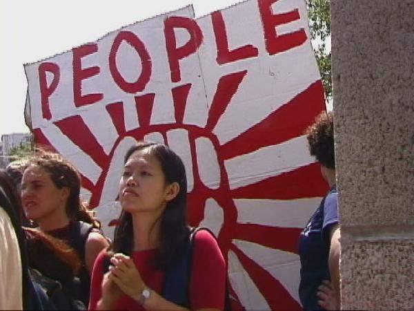 May Day at UCSD...