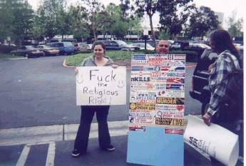 Fuck the Religious R...