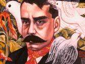 Mural of Zapata, Hid...