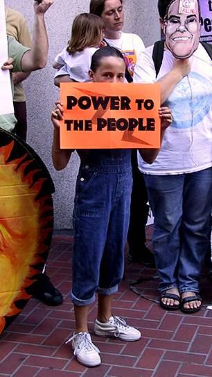 Protest Against Ener...
