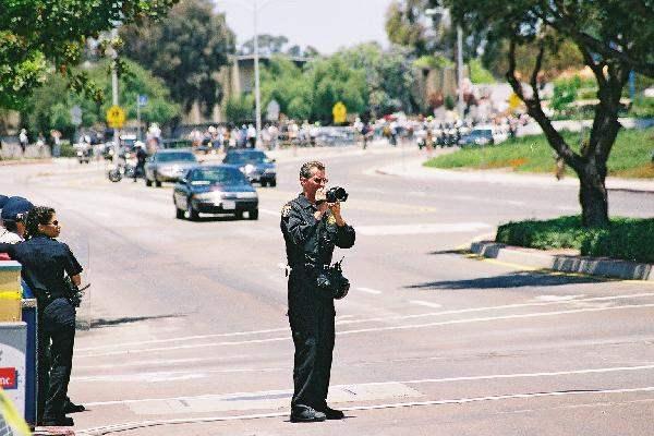 San Diego Police Sta...