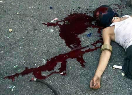 Police: Genoa Protes...