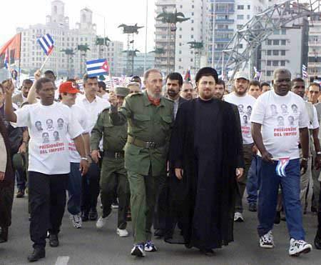 Castro Leads Cuba's ...