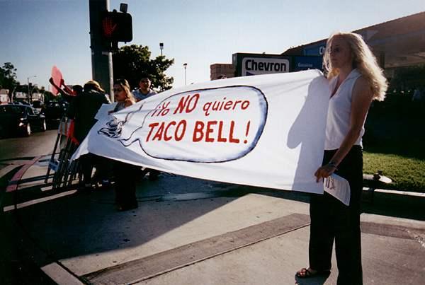Taco Bell Demonstrat...