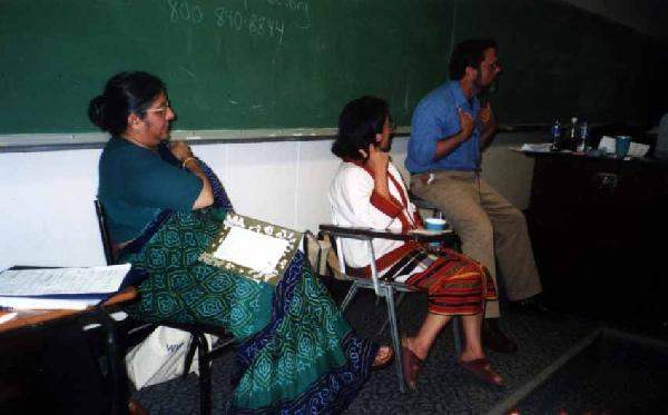 Vanadana Shiva and T...