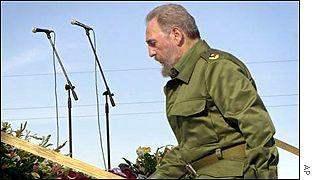 Castro comes back af...