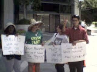 L.A. solidarity rall...