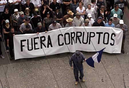 Guatemala Tax Protes...