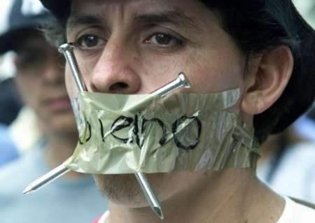 Guatemalan demonstra...