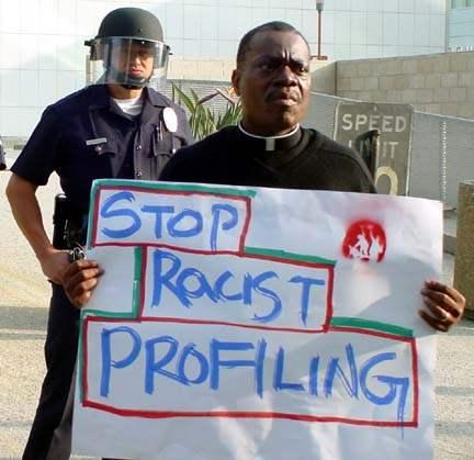 Stop Racial Profilin...