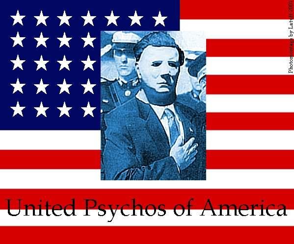 United PSYCHOS of Am...