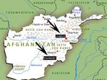 U.S. Bombs Afghanist...