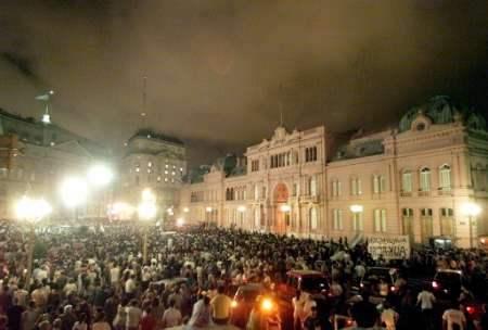 Argentina: Masses In...