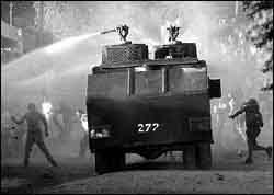 Argentina: Tank vs. ...