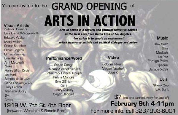 ARTS IN ACTION - Gra...