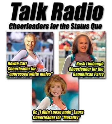 Talk Radio Cheerlead...