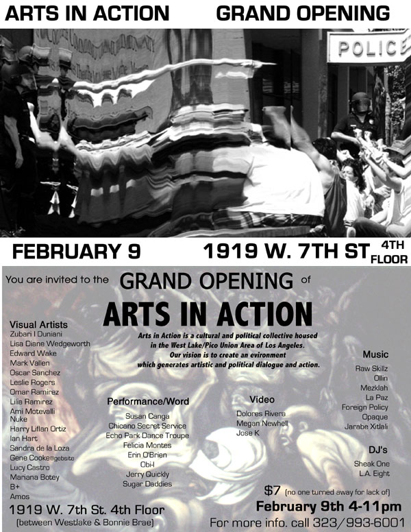 Arts In Action, Feb ...