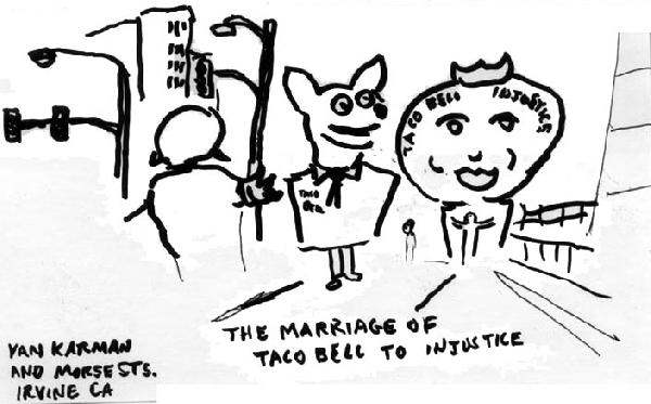 The Marriage of Taco...