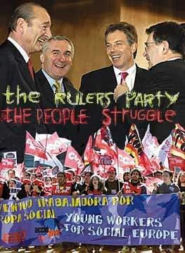 EU LEADERS MEET WHIL...