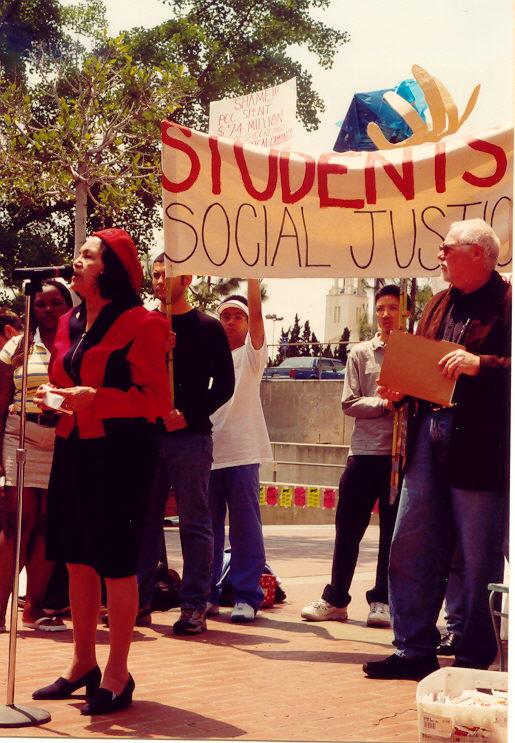Dolores Huerta Speak...