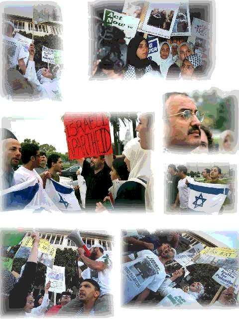 Israeli and Palestin...