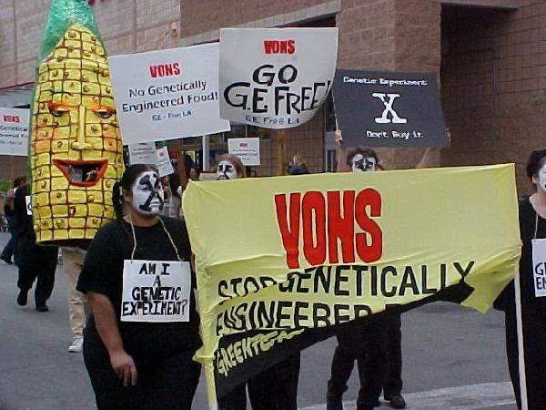 NO GMOs!...