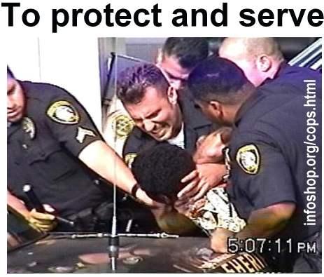The Inglewood police...