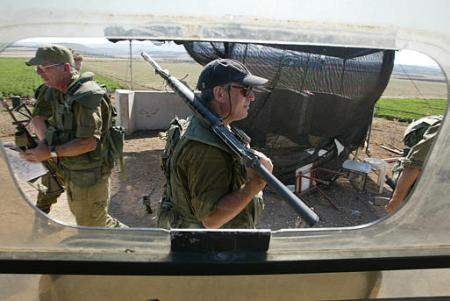 U.S. Mercenary fight...