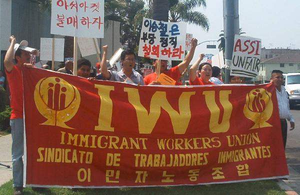 Immigrant Workers Un...