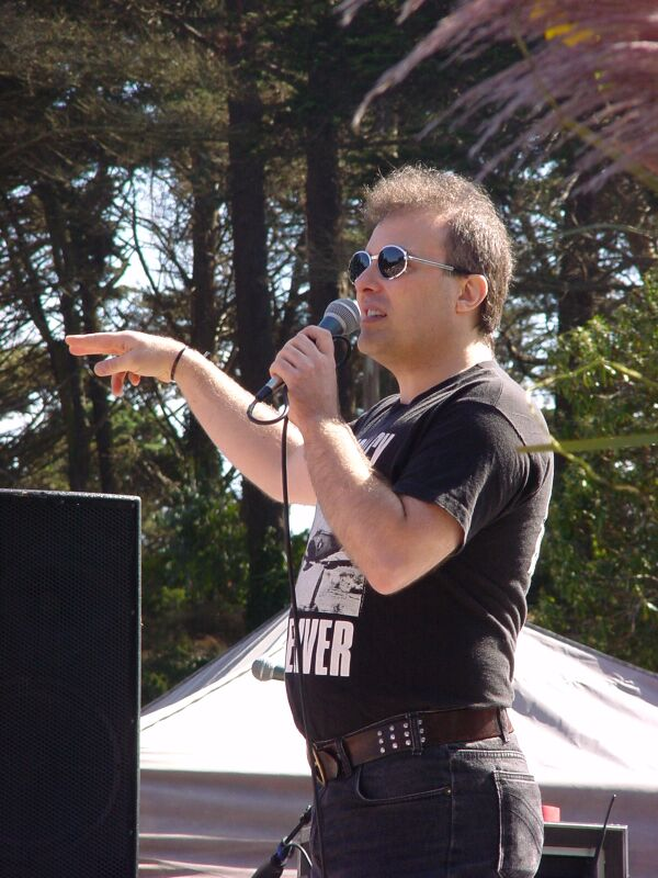 jello biafra at the ...