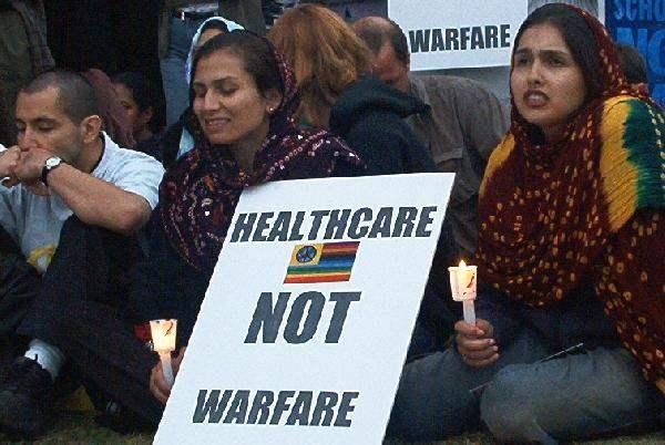 Health Care non War ...