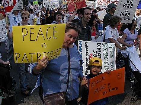 Peace Peace Peace...